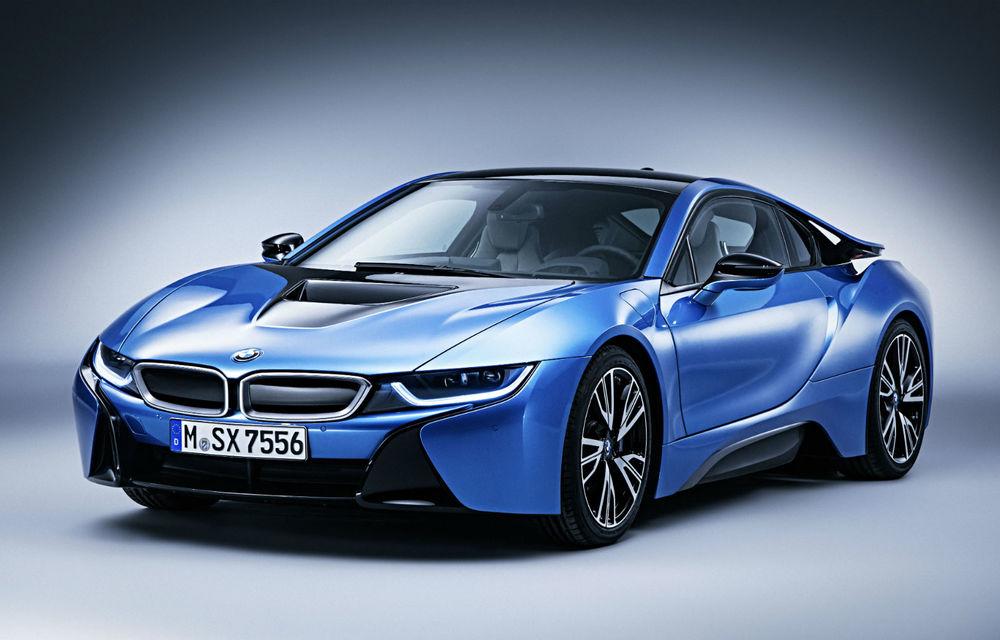 BMW dublează producţia lui i8 pentru a răspunde cererii - Poza 1