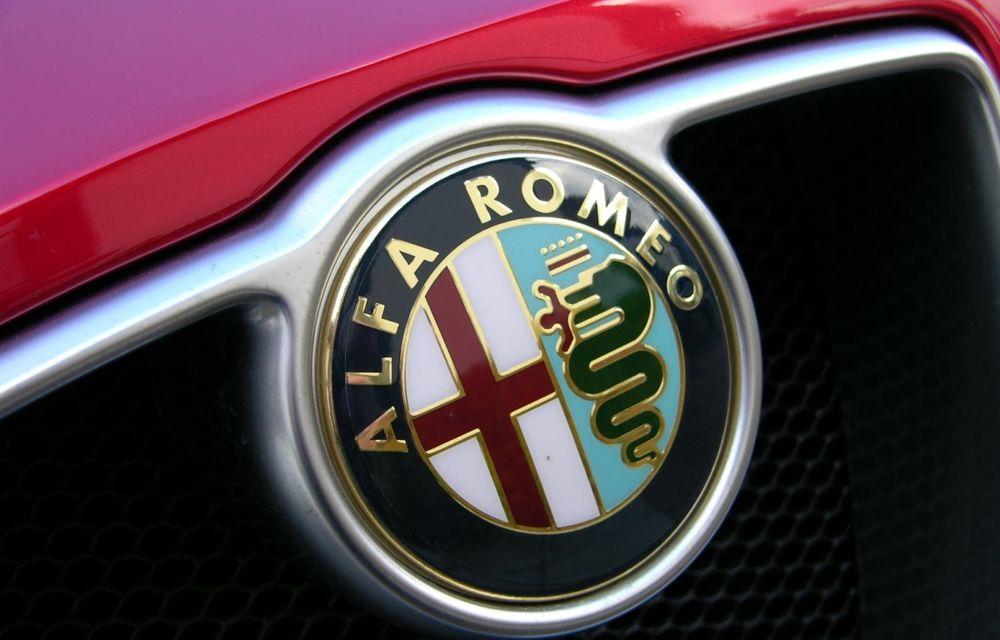 Alfa Romeo îşi va modifica sigla odată cu lansarea lui Giulia - Poza 2