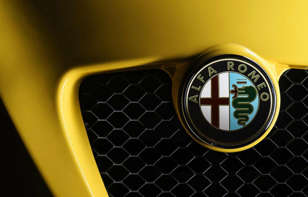 Alfa Romeo îşi va modifica sigla odată cu lansarea lui Giulia - Poza 1