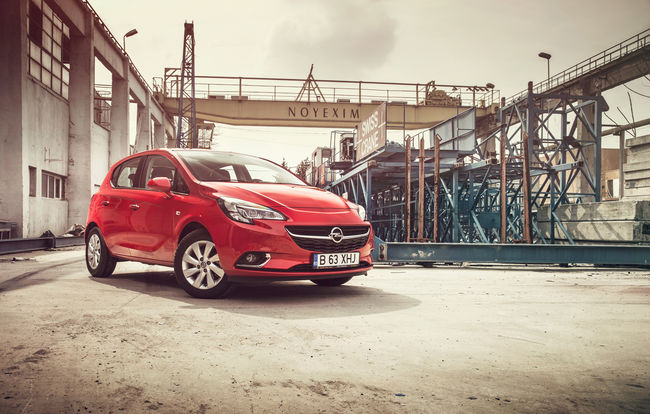 Test drive Opel Corsa (2014-prezent)