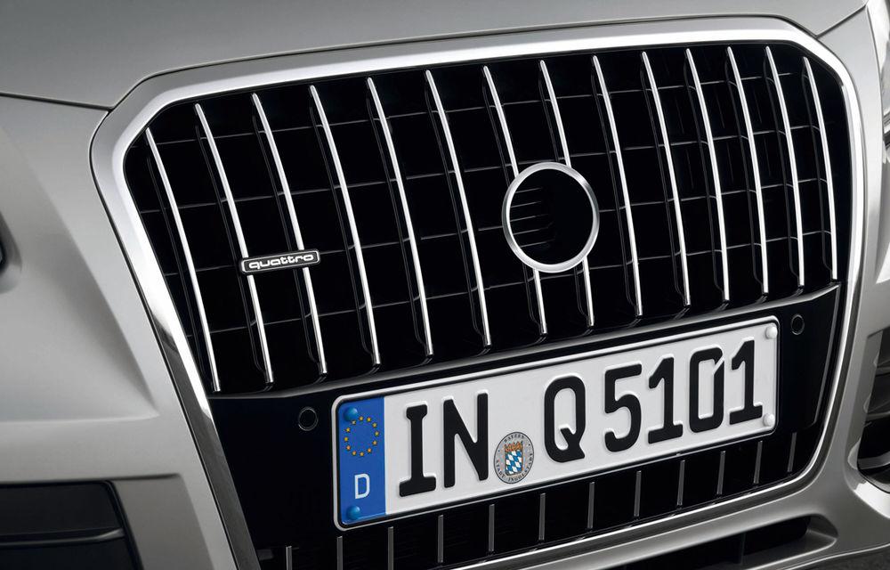 """Audi renunță la trei dintre cele patru cercuri din siglă: """"E redundant, un singur cerc e mai ușor de reținut"""" - Poza 1"""