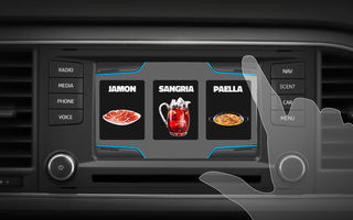 SUV-ul Seat va avea un sistem de climatizare cu trei arome olfactive: jamon, paella şi sangria