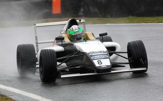 Alexandra Marinescu debutează sâmbătă în Formula 4 Marea Britanie