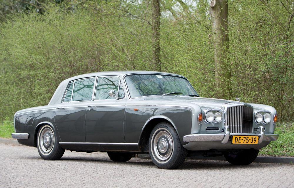 """Poveşti auto: Rolls-Royce şi Bentley. Destinul curios al """"gemenilor"""" britanici - Poza 8"""