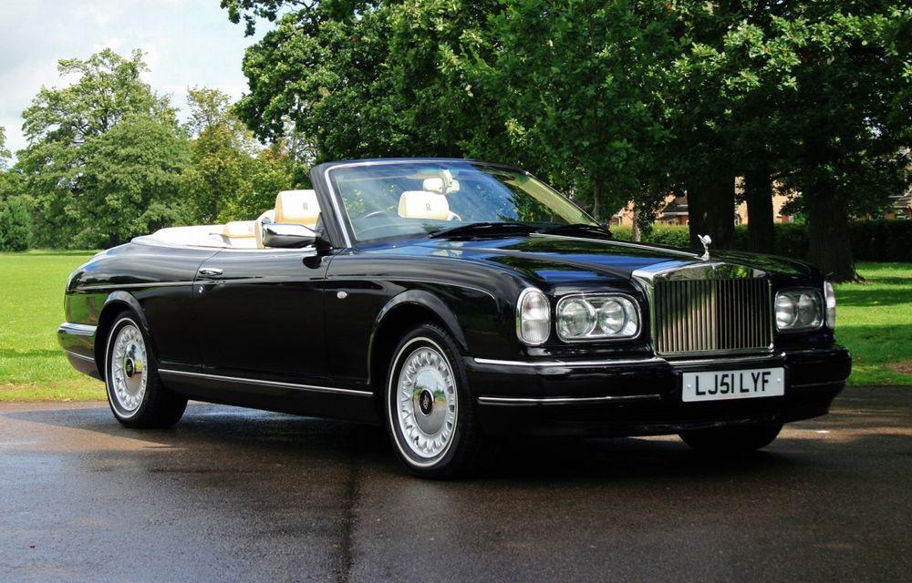 """Poveşti auto: Rolls-Royce şi Bentley. Destinul curios al """"gemenilor"""" britanici - Poza 5"""