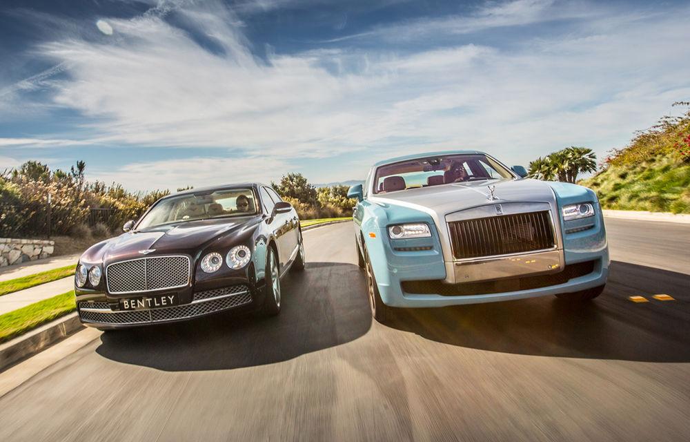 """Poveşti auto: Rolls-Royce şi Bentley. Destinul curios al """"gemenilor"""" britanici - Poza 1"""