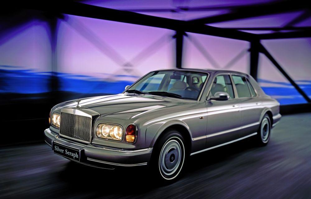 """Poveşti auto: Rolls-Royce şi Bentley. Destinul curios al """"gemenilor"""" britanici - Poza 3"""