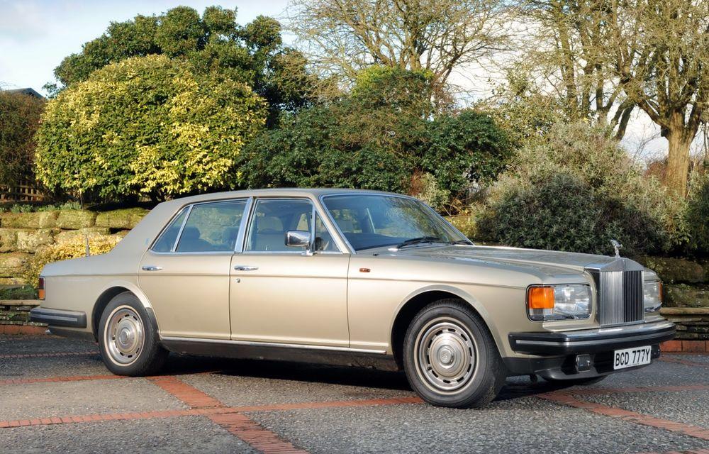 """Poveşti auto: Rolls-Royce şi Bentley. Destinul curios al """"gemenilor"""" britanici - Poza 12"""