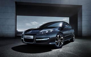 Renault va înlocui Laguna şi Latitude cu un singur model