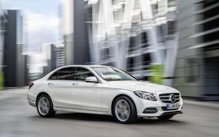 Mercedes-Benz C-Klasse primeşte o nouă variantă entry-level: C160 de 129 CP