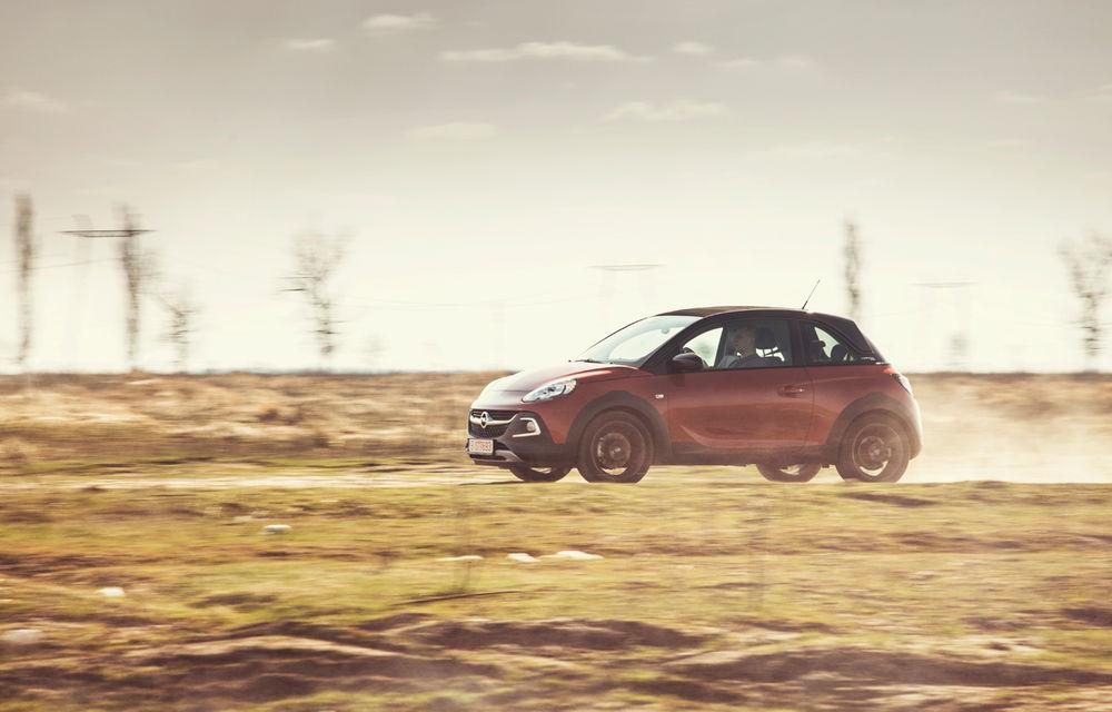 Test drive Opel Adam Rocks