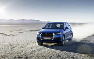 Preţuri Audi Q7 în România: cel mai mare SUV din Ingolstadt pleacă de la 65.500 de euro