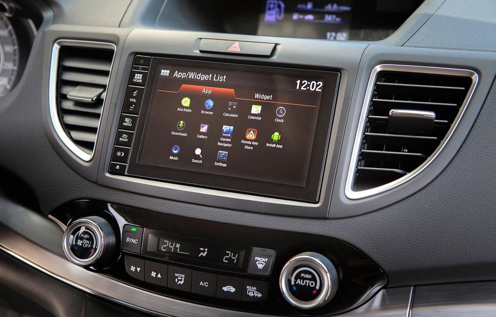 Honda CR-V facelift e disponibil în România: SUV-ul restilizat pleacă de la 26.000 de euro şi primeşte tehnologie de top - Poza 21