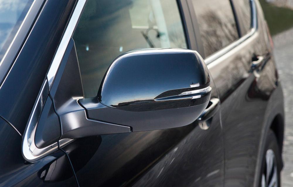 Honda CR-V facelift e disponibil în România: SUV-ul restilizat pleacă de la 26.000 de euro şi primeşte tehnologie de top - Poza 15