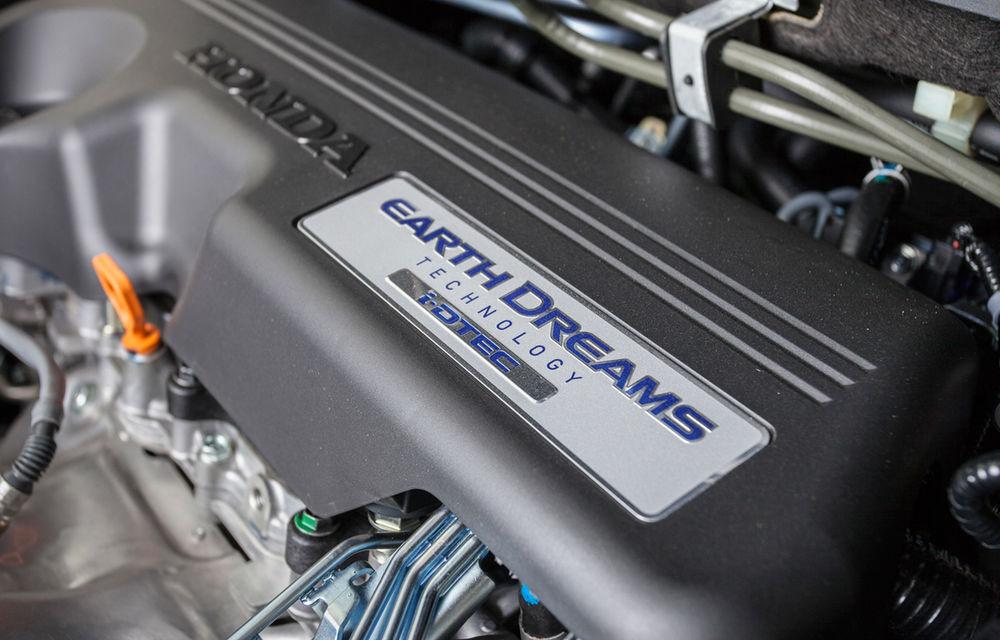 Honda CR-V facelift e disponibil în România: SUV-ul restilizat pleacă de la 26.000 de euro şi primeşte tehnologie de top - Poza 45