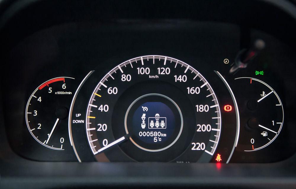 Honda CR-V facelift e disponibil în România: SUV-ul restilizat pleacă de la 26.000 de euro şi primeşte tehnologie de top - Poza 36