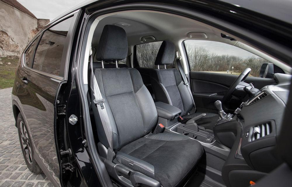 Honda CR-V facelift e disponibil în România: SUV-ul restilizat pleacă de la 26.000 de euro şi primeşte tehnologie de top - Poza 31