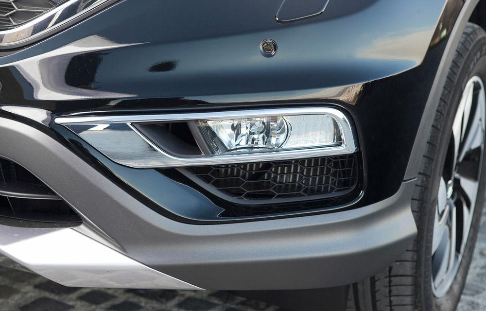 Honda CR-V facelift e disponibil în România: SUV-ul restilizat pleacă de la 26.000 de euro şi primeşte tehnologie de top - Poza 12