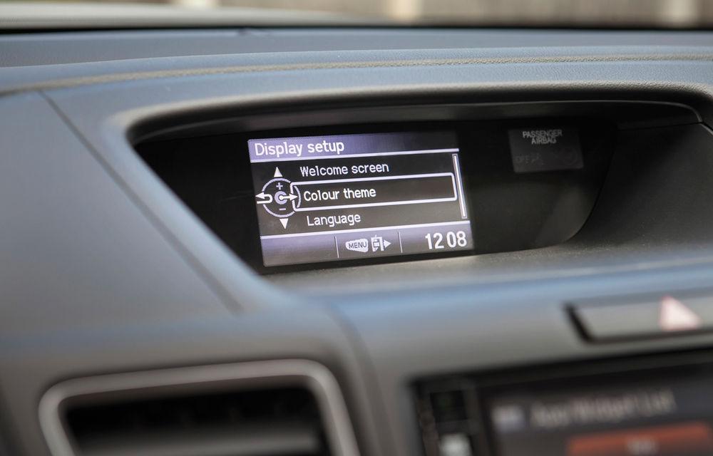 Honda CR-V facelift e disponibil în România: SUV-ul restilizat pleacă de la 26.000 de euro şi primeşte tehnologie de top - Poza 37