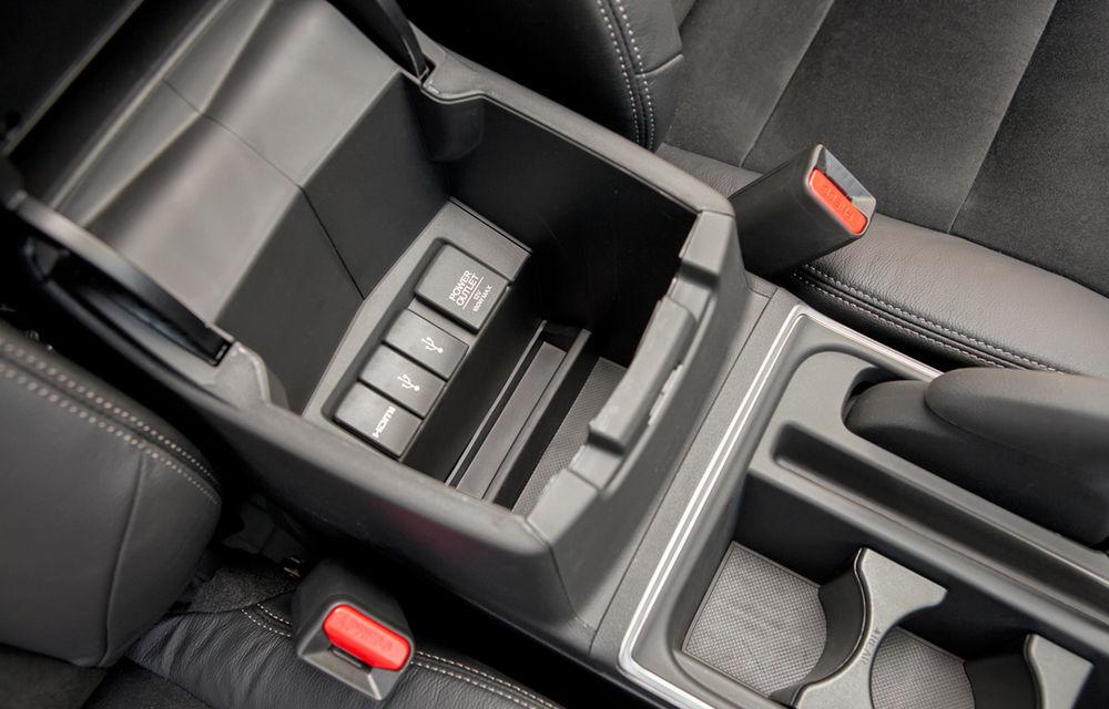 Honda CR-V facelift e disponibil în România: SUV-ul restilizat pleacă de la 26.000 de euro şi primeşte tehnologie de top - Poza 43