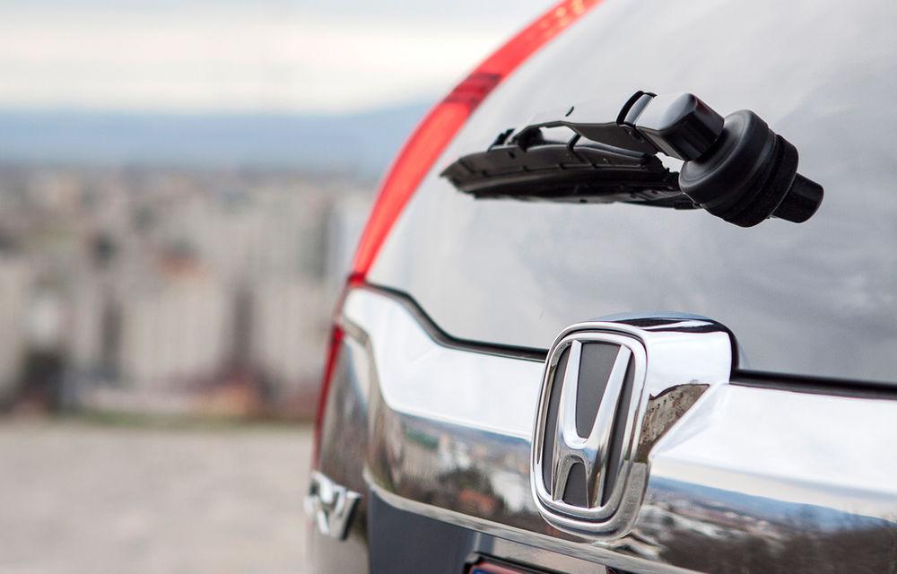 Honda CR-V facelift e disponibil în România: SUV-ul restilizat pleacă de la 26.000 de euro şi primeşte tehnologie de top - Poza 18