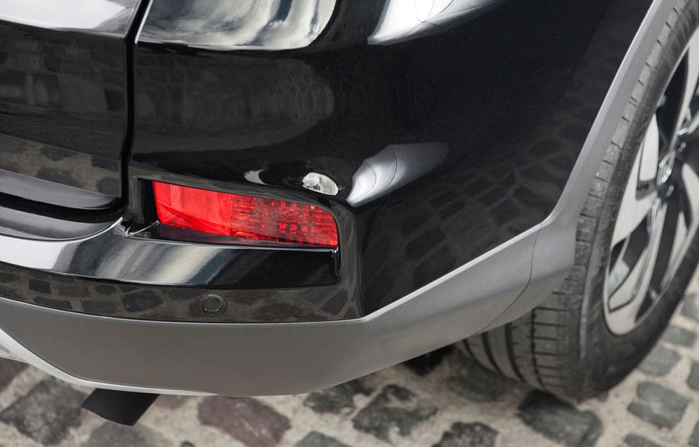 Honda CR-V facelift e disponibil în România: SUV-ul restilizat pleacă de la 26.000 de euro şi primeşte tehnologie de top - Poza 17