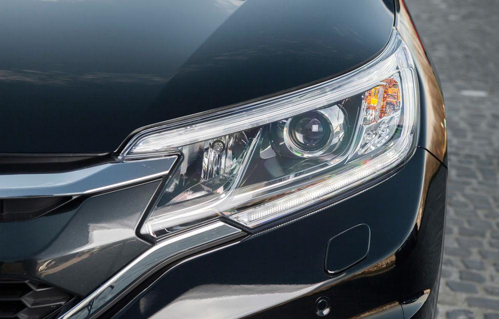 Honda CR-V facelift e disponibil în România: SUV-ul restilizat pleacă de la 26.000 de euro şi primeşte tehnologie de top - Poza 13