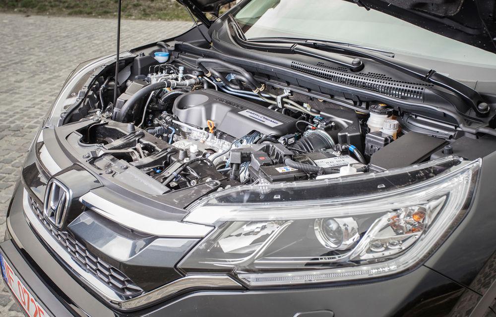 Honda CR-V facelift e disponibil în România: SUV-ul restilizat pleacă de la 26.000 de euro şi primeşte tehnologie de top - Poza 44