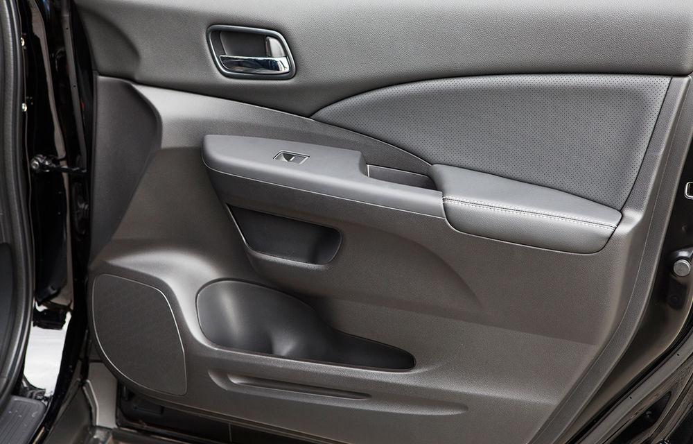 Honda CR-V facelift e disponibil în România: SUV-ul restilizat pleacă de la 26.000 de euro şi primeşte tehnologie de top - Poza 39