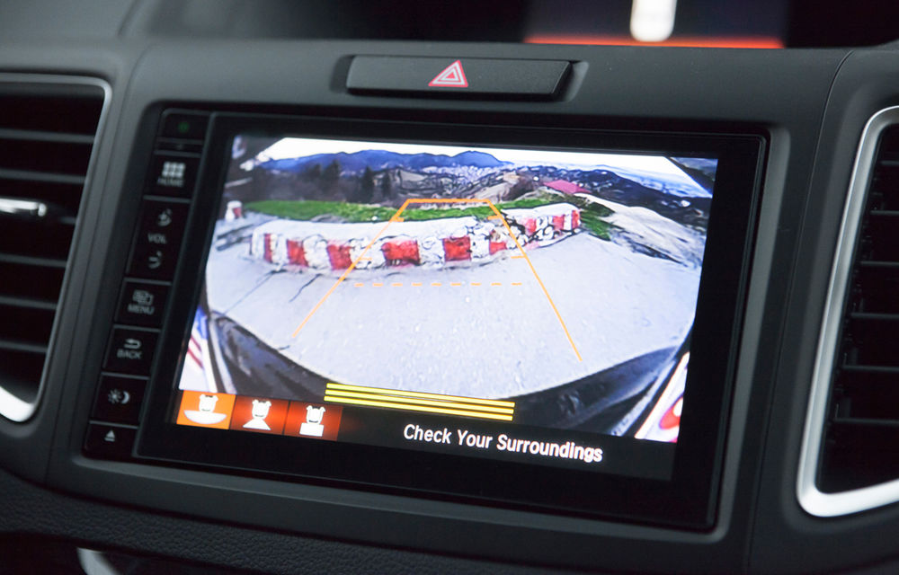 Honda CR-V facelift e disponibil în România: SUV-ul restilizat pleacă de la 26.000 de euro şi primeşte tehnologie de top - Poza 35