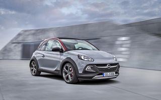 Opel Adam Rocks S: 150 CP pentru crossoverul german de clasă mini