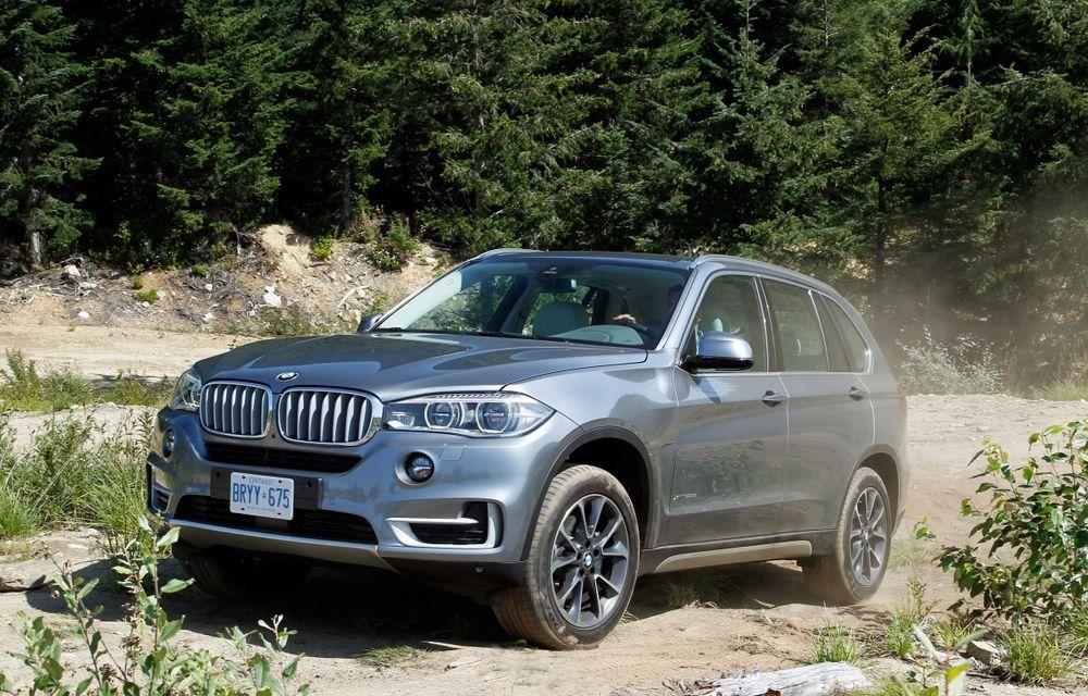 Vânzări premium martie 2015: BMW depăşeşte Audi şi revine pe primul loc după primele trei luni - Poza 4