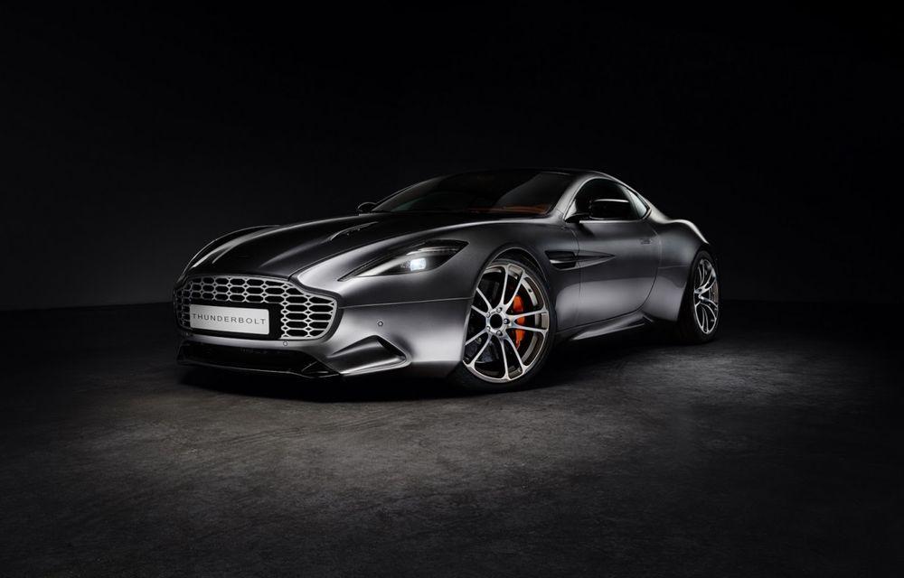 Aston Martin şi Henrik Fisker şi-au rezolvat disputa de design: proiectul Thunderbolt a fost oprit - Poza 1