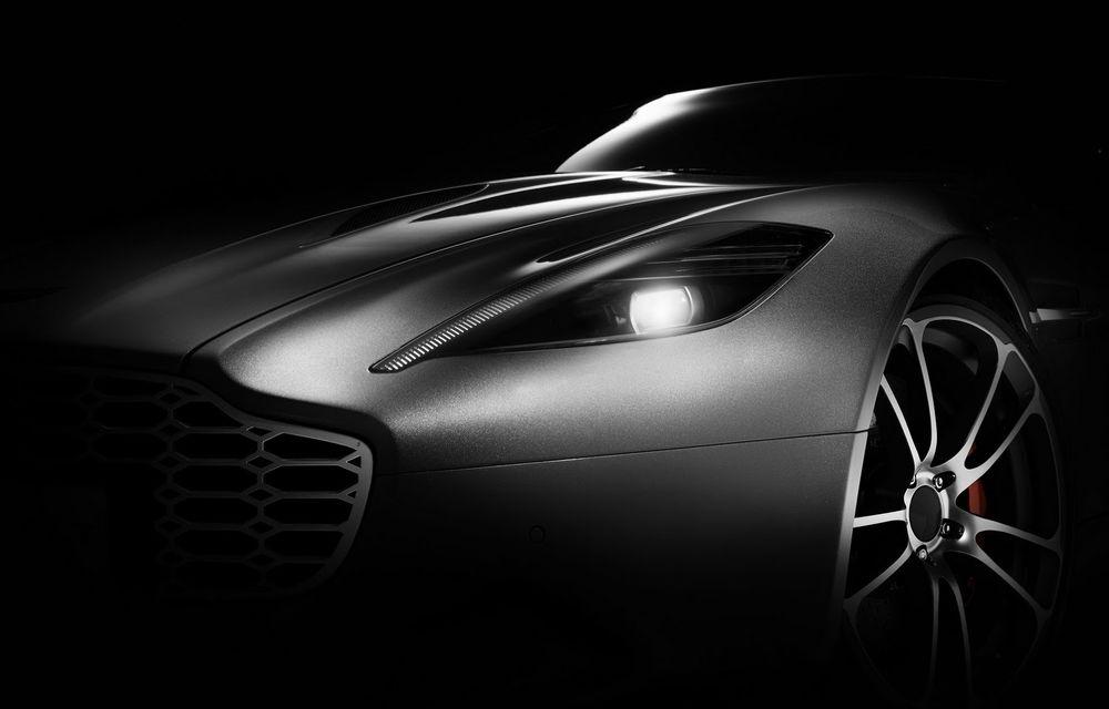 Aston Martin şi Henrik Fisker şi-au rezolvat disputa de design: proiectul Thunderbolt a fost oprit - Poza 8