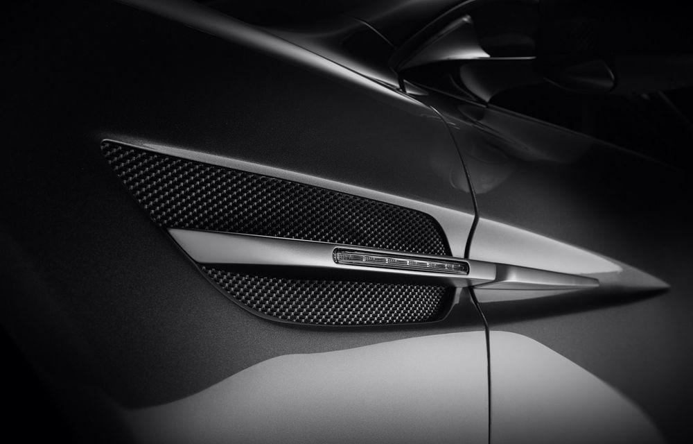 Aston Martin şi Henrik Fisker şi-au rezolvat disputa de design: proiectul Thunderbolt a fost oprit - Poza 5