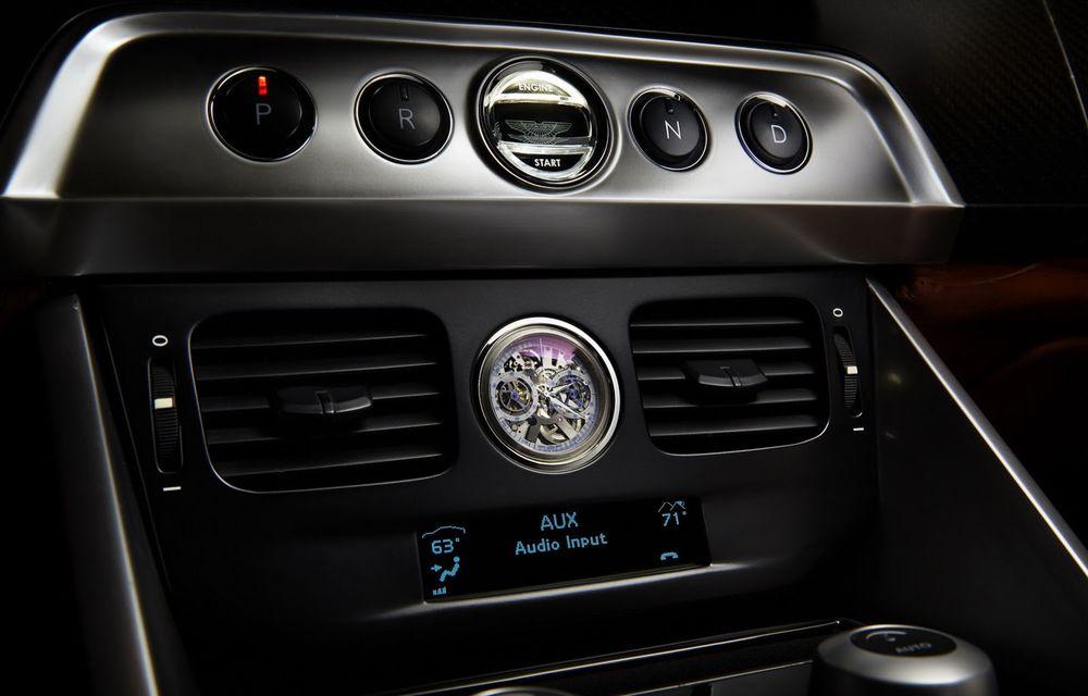 Aston Martin şi Henrik Fisker şi-au rezolvat disputa de design: proiectul Thunderbolt a fost oprit - Poza 11