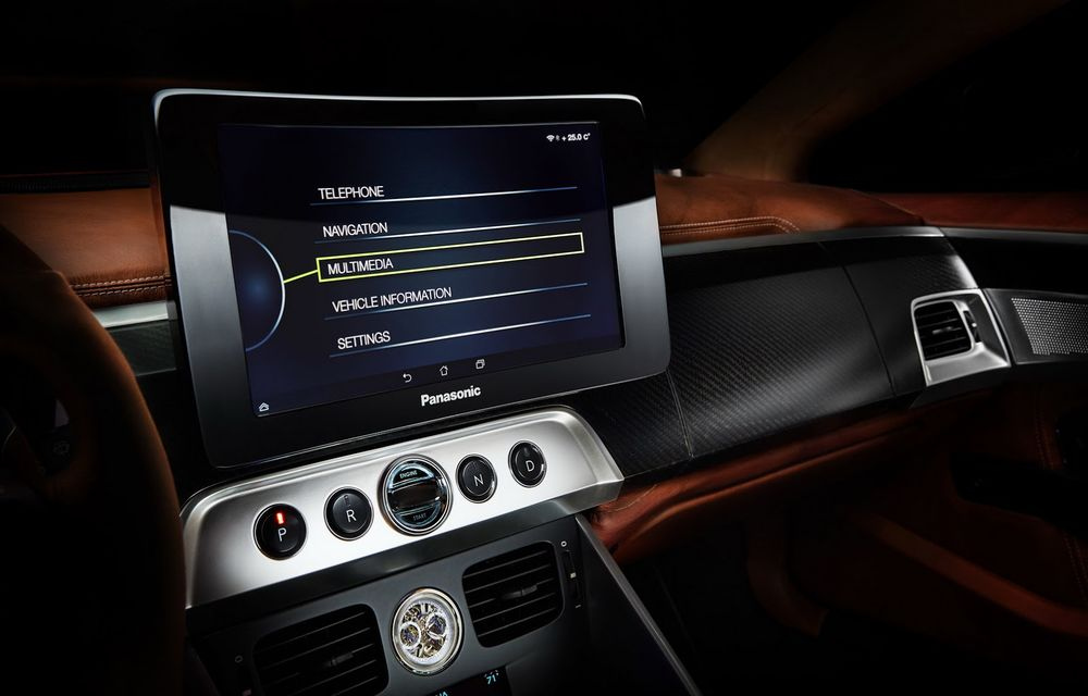 Aston Martin şi Henrik Fisker şi-au rezolvat disputa de design: proiectul Thunderbolt a fost oprit - Poza 10