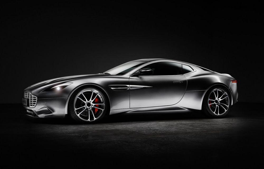 Aston Martin şi Henrik Fisker şi-au rezolvat disputa de design: proiectul Thunderbolt a fost oprit - Poza 6