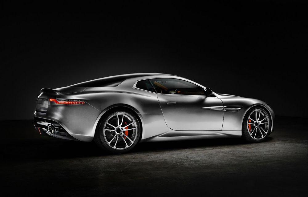 Aston Martin şi Henrik Fisker şi-au rezolvat disputa de design: proiectul Thunderbolt a fost oprit - Poza 7