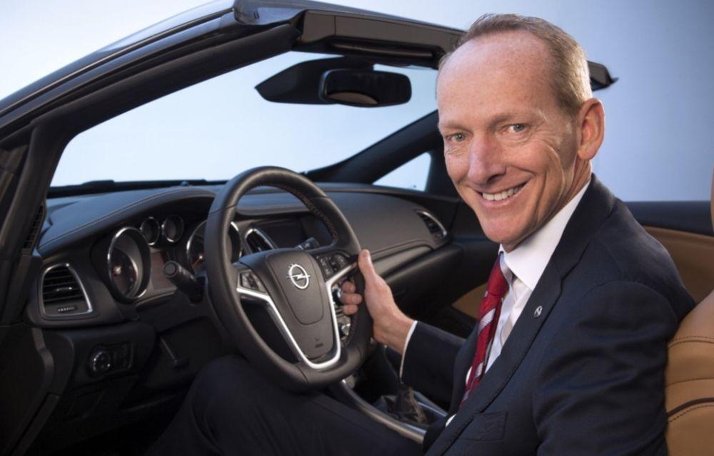 """Şeful Opel: """"Vom fi profitabili în 2016"""" - Poza 1"""