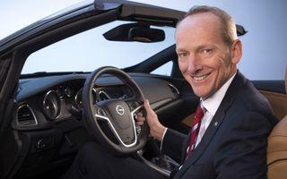 """Şeful Opel: """"Vom fi profitabili în 2016"""""""