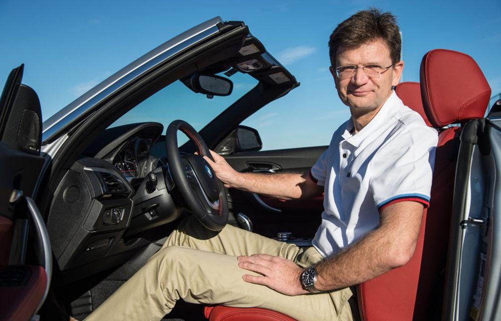 """Director BMW: """"Menținerea plăcerii de a conduce un BMW e vitală. Mașinile noastre sunt conduse de clienți, nu de cei care fac regulile de emisii"""" - Poza 2"""