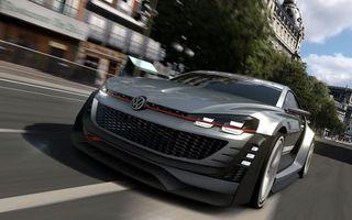 Volkswagen GTI Supersport Vision Gran Turismo: un nou concept creat special pentru simulatorul auto
