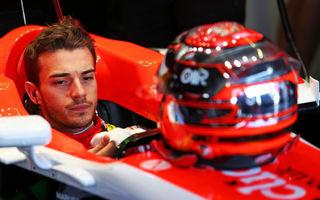 Starea de sănătate a lui Bianchi rămâne schimbată: francezul este stabil, dar inconştient