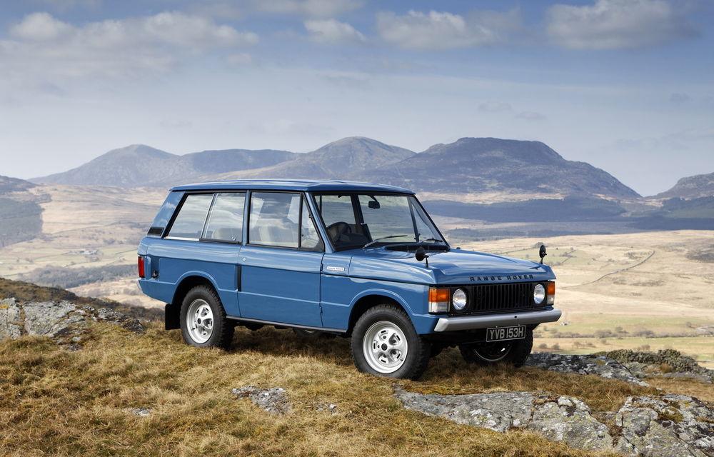 Land Rover Heritage, divizia de vehicule istorice care va avea grijă de modelele clasice ale companiei - Poza 2