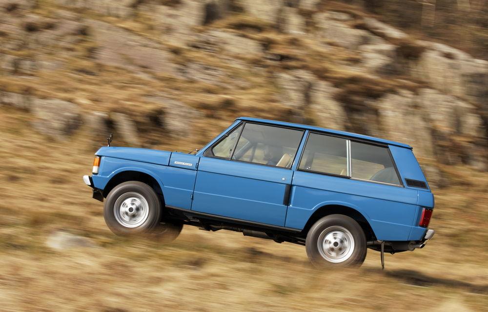 Land Rover Heritage, divizia de vehicule istorice care va avea grijă de modelele clasice ale companiei - Poza 3