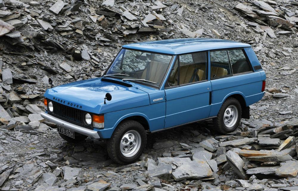 Land Rover Heritage, divizia de vehicule istorice care va avea grijă de modelele clasice ale companiei - Poza 1