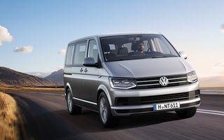 Volkswagen Transporter a ajuns la a şasea generaţie