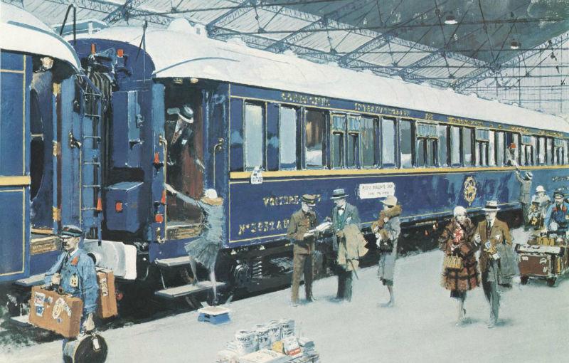 Poveşti auto: Bentley şi Trenul Albastru, o cursă rămasă în istorie - Poza 4