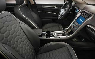 Ford Vignale Mondeo: primele imagini şi informaţii oficiale cu varianta premium a modelului de clasă medie